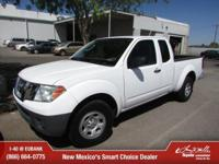 Options:  2011 Nissan Frontier S|4X2 S 4Dr King Cab