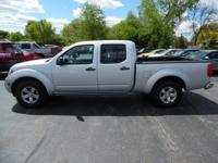 Check out this 2011 Nissan Frontier . Its Automatic