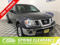 **CARFAX ONE OWNER**, **CREW CAB**, **KEYLESS ENTRY**,