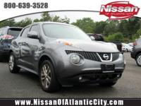 Come see this 2011 Nissan JUKE SL. Its Variable