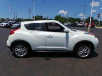 The used 2011 Nissan JUKE in Alliance, OH is ready for