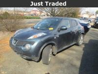 Juke... SV... 1.6 i4... CVT Automatic... Sunroof...
