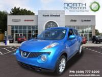 Load your family into the 2011 Nissan Juke!