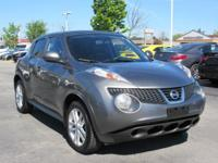 Load your family into the 2011 Nissan Juke! The optimal