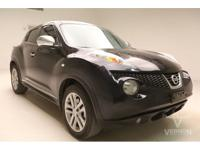 This 2011 Nissan Juke SL FWD with only 93,296 miles is