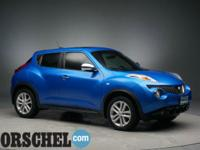 Loaded!! Blue 2011 Nissan Juke SLAWD, Navigation
