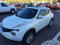 AWD.  2011 Nissan Juke SL 30/25 Highway/City MPG