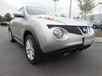 Our motto: If you drive a Juke, you'll BUY a Juke! This