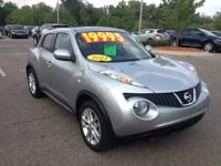 2011 Nisaan Juke SV AWD!! You will not find a bunch of