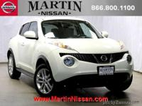 Sunroof and Navigation!!! Martin Nissan has a wide