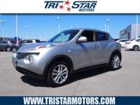 Exterior Color: silver, Body: Crossover AWD, Engine: