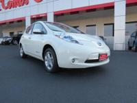 Come and check out this 2011 Nissan LEAF SL 284 miles