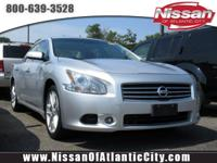 Check out this 2011 Nissan Maxima 3.5 SV. Its Variable