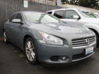 2011 Nissan Maxima 3.5 SV 26/19 Highway/City MPG