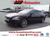 Look no further this 2011 Nissan Maxima 3.5 SV 4dr