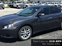 This used car for sale is a 2011 Nissan Maxima 3.5 SV