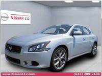 2011 Nissan Maxima 4dr Car 3.5 S Our Location is: