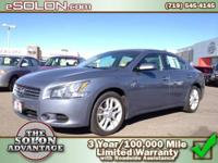 2011 Nissan Maxima 4dr Car 3.5 S Our Location is: Dave