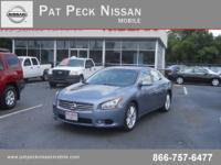2011 NISSAN Maxima Sedan 4dr Sdn V6 CVT 3.5 SV Our