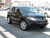 This tip-top Murano would look so much better out doing