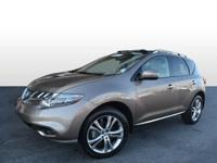 This lt. brown 2011 Nissan Murano LE might be just the
