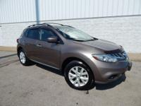 CARFAX 1-Owner. LE trim. Heated Leather Seats, Sunroof,
