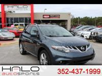 2011 NISSAN MURANO SL WITH ALL WHEEL DRIVE AND