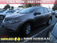 Options:  2011 Nissan Murano S|Brown|Check Out This