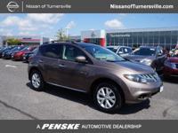 2011 Nissan Murano SL Priced below KBB Fair Purchase