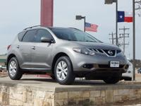 One owner clean carfax nissan murano sl loaded with