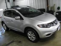 Options:  2011 Nissan Murano S/Sl/Le|One Owner Local