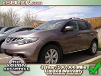 2011 Nissan Murano Sport Utility SL Our Location is: