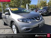 Options:  2011 Nissan Murano Sv|Gray|Bluetooth Wireless