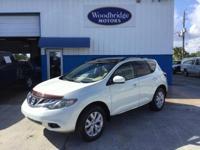 Options:  2011 Nissan Murano Sv|White|**Clean