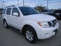 JUST IN ONE OWNER PATHFINDER, SAVE THOUSANDS OVER NEW!!