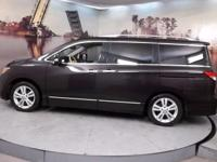 2011 Nissan Quest ABS brakes, Alloy wheels, Bumpers: