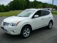 2011 Nissan ROGUE AWD ROGUE AWD LOCAL 1 OWNER TRADE-IN