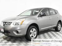 2011 Nissan Rogue S CARFAX One-Owner. Clean CARFAX.