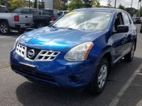 Get lots for your money with this  2011 Nissan Rogue.