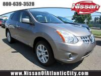 Look at this 2011 Nissan Rogue SV. Its Variable