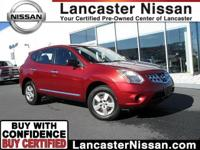 Check out our incredible 2011 Nissan Rogue S AWD! Our