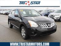 This 2011 Nissan Rogue S is a great option for folks
