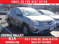 Options:  2011 Nissan Rogue S|Gray|Ask About Our Covina