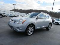 Just Reduced! CARFAX One-Owner. 2011 Nissan Rogue 2.5L