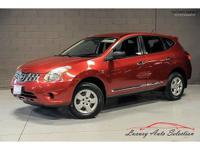 LUXURY AUTO SELECTION OFFERS YOU: 2011 Nissan Rogue SV