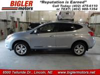 Our beautiful Clean CarFax 2011 Rogue SV SUV, in Blue
