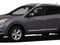 Options:  2011 Nissan Rogue Sv|Awd. 26/22 Highway/City