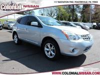 Check out this Certified 2011 Nissan Rogue SV which has