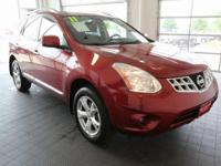 Options:  2011 Nissan Rogue