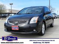 2011 Nissan Sentra 4dr Car 2.0 SL Our Location is: El